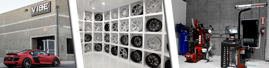 Vibe Motorsports Facility