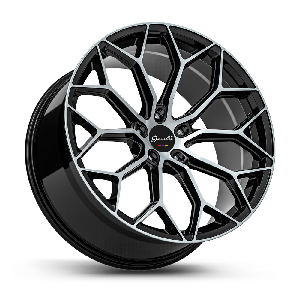 20 gianelle monte carlo machined concave wheels rims fits bmw g30 520 530 540 vibe motorsports burbank california 20 gianelle monte carlo machined