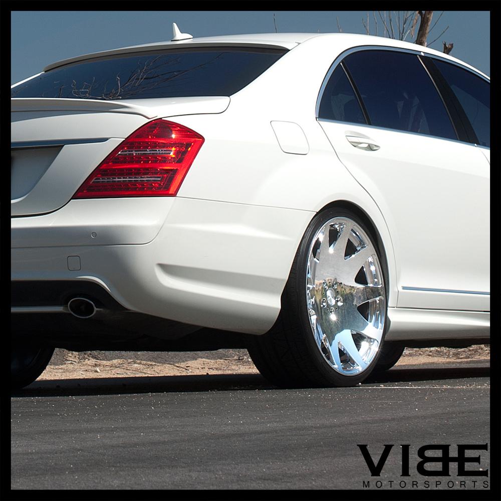 22 Quot Mrr Hr3 Chrome Vip Concave Wheels Rims Fits Bmw F10