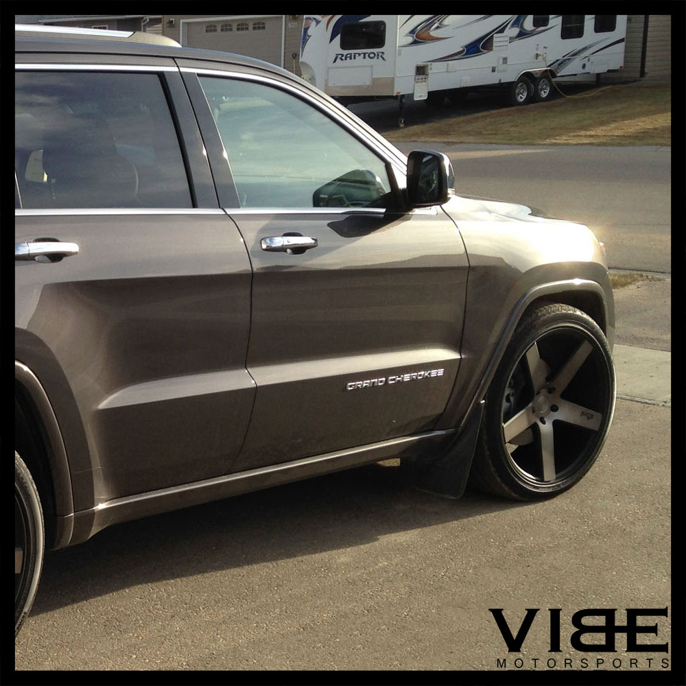 """Suv Cars Page 7: 22"""" NICHE MILAN SUV MACHINED CONCAVE WHEELS RIMS FITS AUDI"""