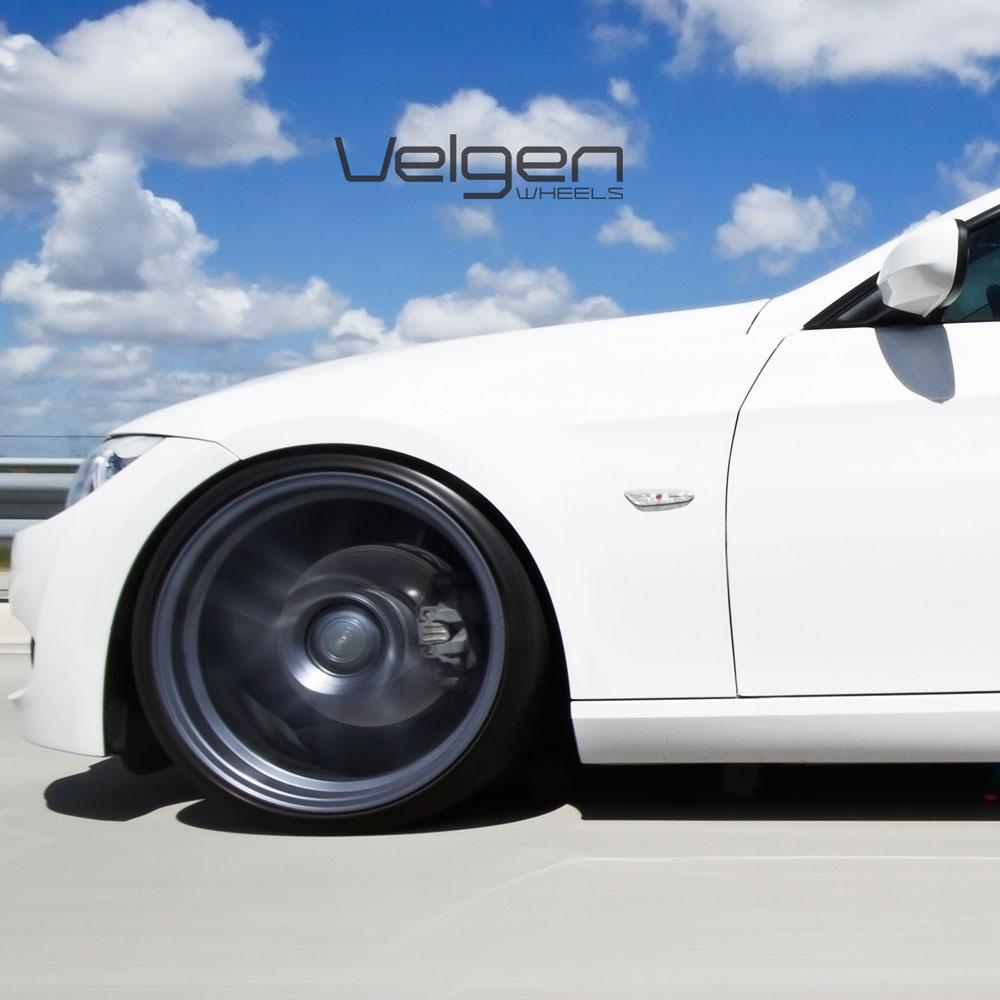 19 Velgen Vmb5 Gunmetal Concave Wheels Rims Fits Bmw F10