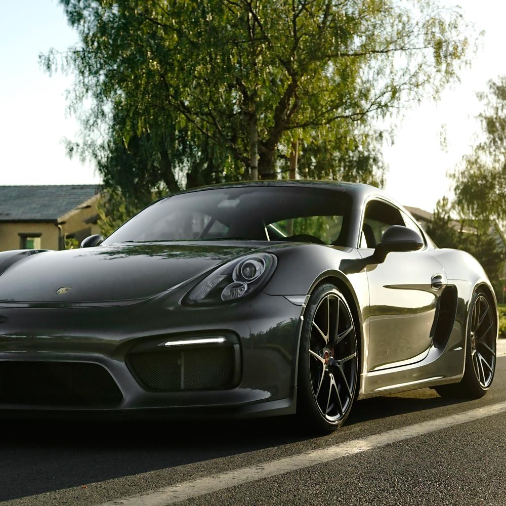 "2005 Porsche 997 Engine Specs: Cayman/Boxster 20"" Wheel Fitment"