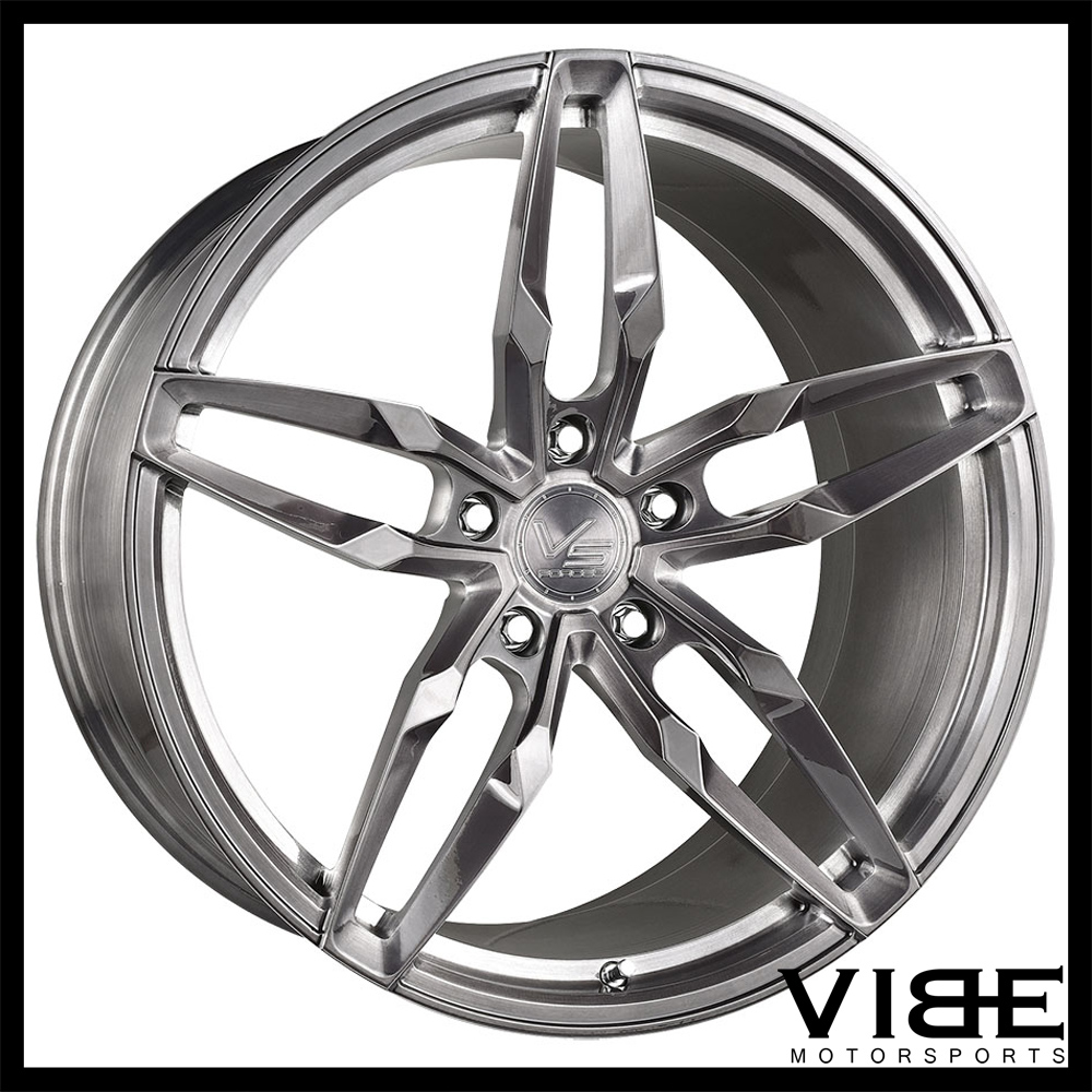 "20"" VS FORGED VS03 CONCAVE WHEELS RIMS FITS CADILLAC CTS V"