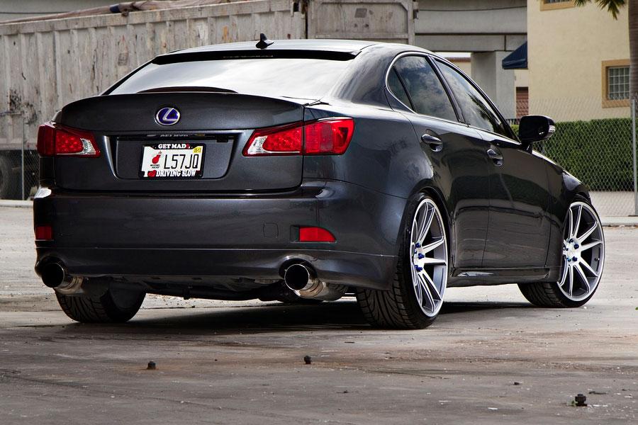 "20"" concavo cw-s5 grey concave wheels rims fits lexus is250 is350 | ebay"
