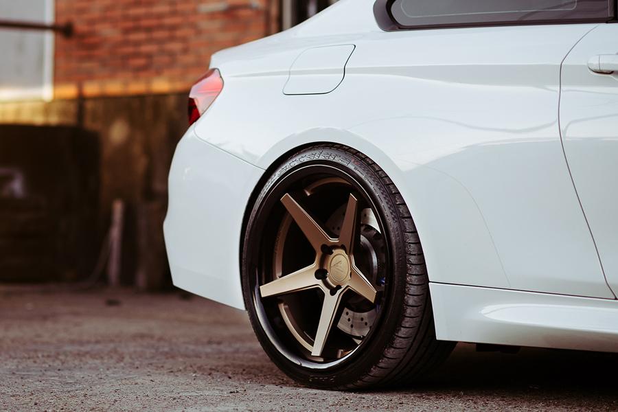 19 Quot Ferrada Fr3 Bronze Concave Wheels Rims Fits Honda