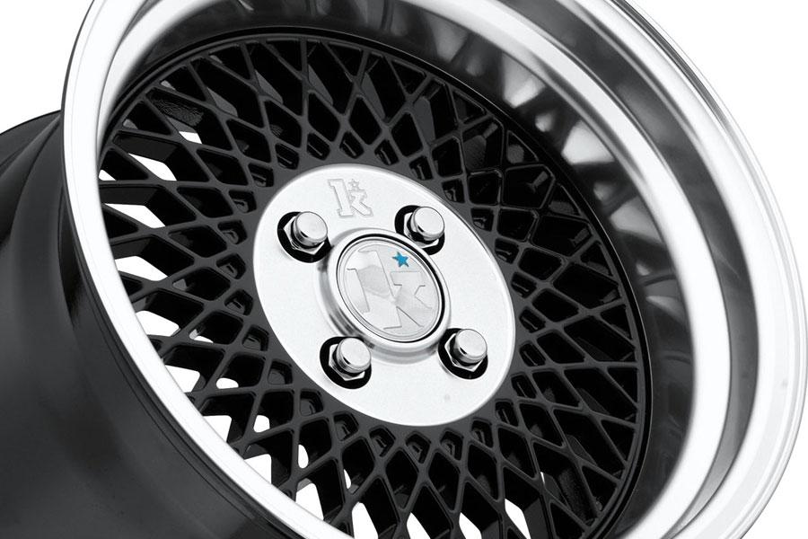 Klutch Sl Black Wheels