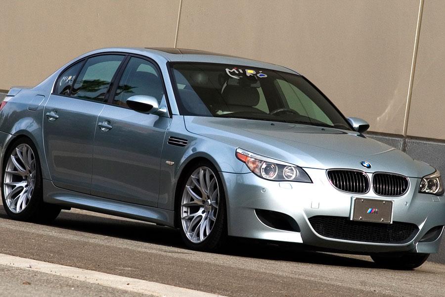MIRO TYPE SILVER CONCAVE WHEELS RIMS FITS BMW E - 545 bmw