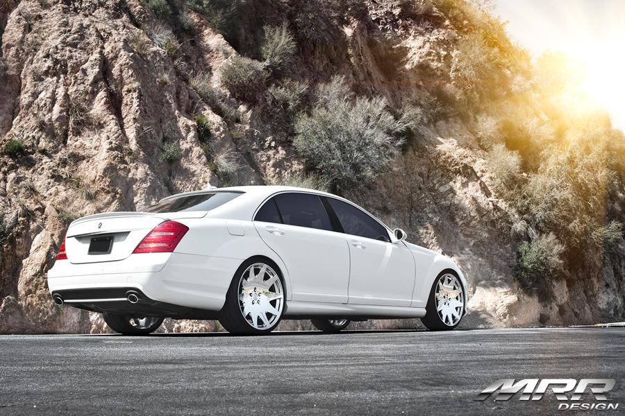 Details About 20 Mrr Hr3 Chrome Concave Vip Wheels Rims Fits Mercedes W220 S430 S500