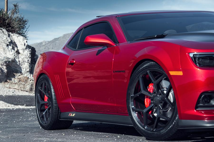 22 Quot Mrr M228 Black Concave Wheels Rims Fits Chevrolet Camaro Ls Lt Ss Ebay