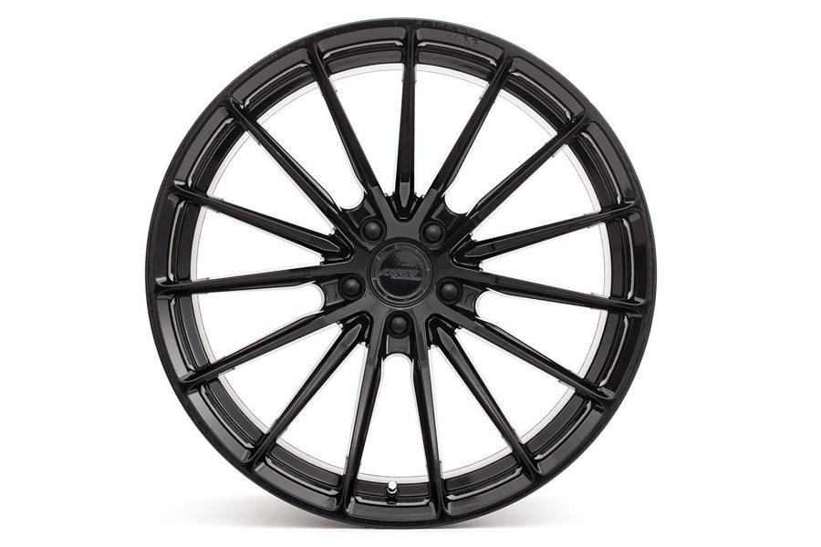 19 u0026quot  mrr fs02 black flow forged concave wheels rims fits pontiac g8 gt