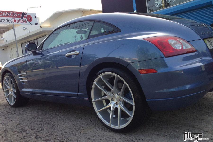 19 Quot Niche Targa Anthracite Concave Wheels Rims Fits Benz