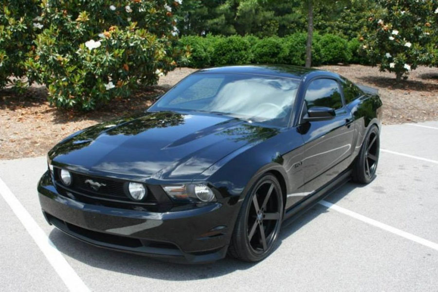 fits 2005 2014 ford mustang gt