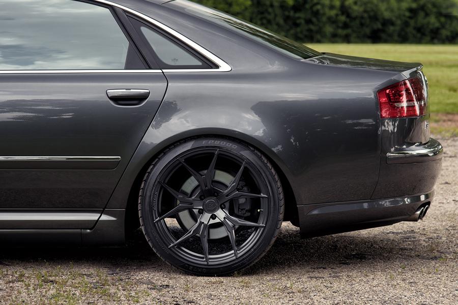 19 Rohana Rfx5 Black Forged Concave Wheels Rims Fits Nissan Maxima