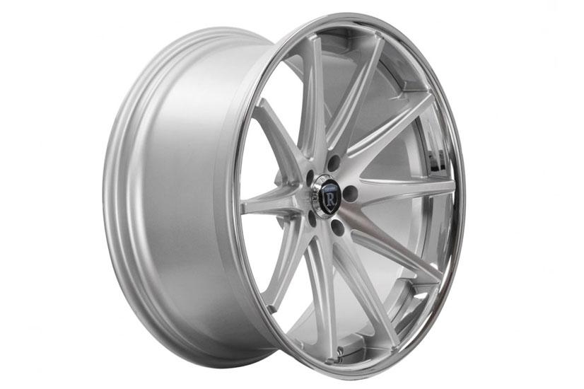 22 Quot Rohana Rc10 Silver Concave Wheels Rims Fits Bmw E70 X5
