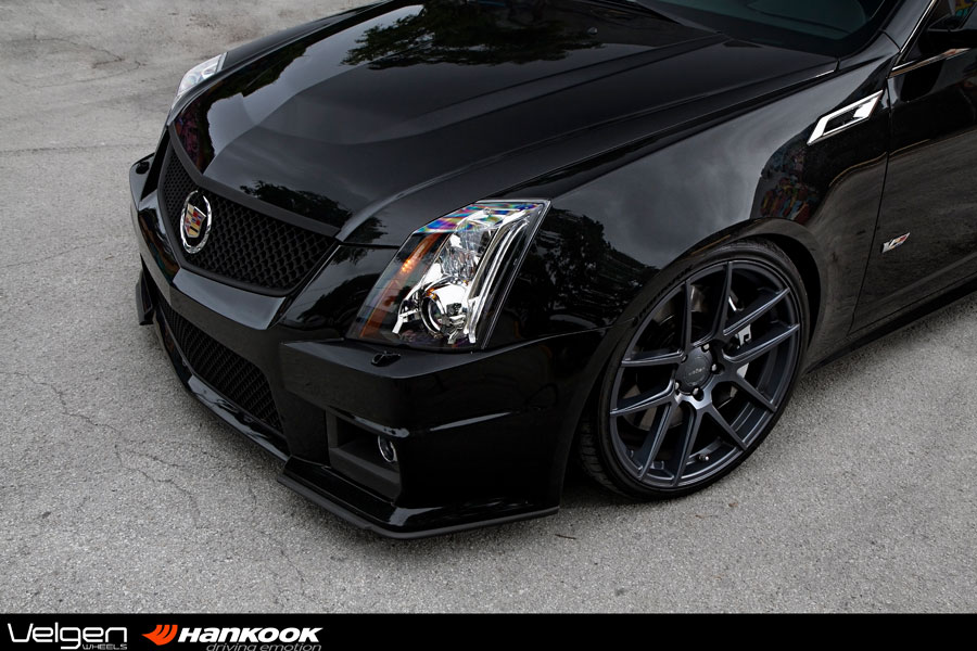 20 Velgen Vmb5 Gunmetal Concave Wheels Rims Fits Cadillac Cts V