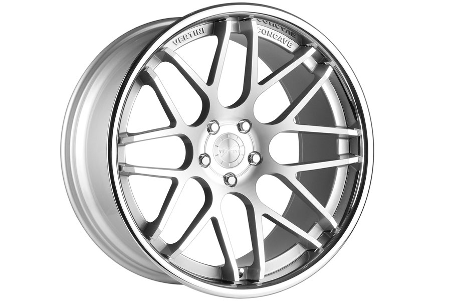 20 Vertini Magic Silver Concave Wheels Rims Fits Ford Mustang Gt
