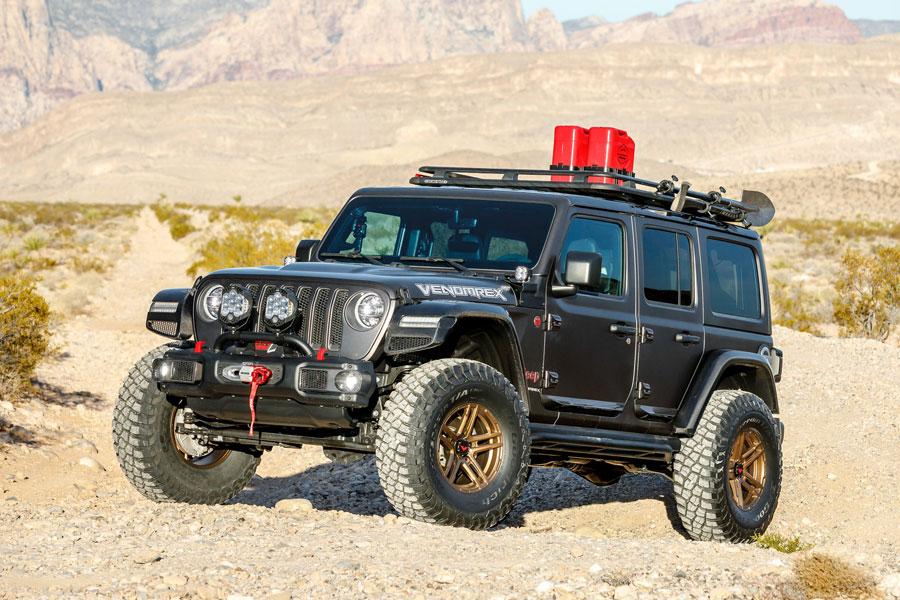 Jeep Wrangler Wheels >> Details About 17 Vorsteiner Venom Rex 501 Bronze Concave Wheels Rims Fits Jeep Wrangler Jk Jl