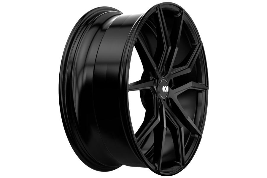 21 Xo Verona Black Concave Wheels Rims Fits Porsche Macan Ebay