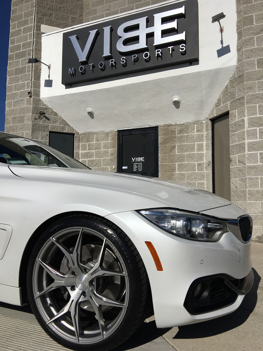 2013 Bmw 335i Xdrive >> 2016 BMW (F36) 435i GranCoupe (Mineral White) with 20in