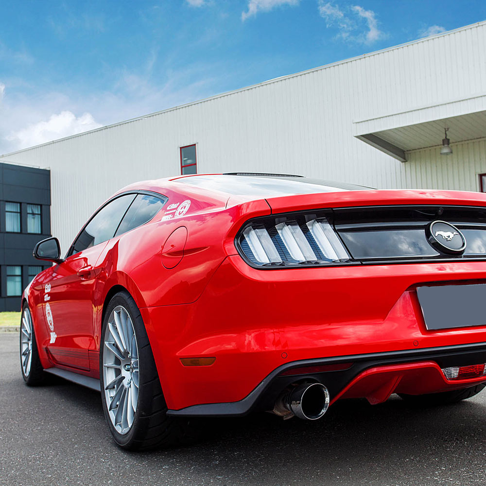 K Ford Mustang Gt Red Hre Ff Liquid Silver Wheels   K Ford Mustang Gt Red Hre Ff Liquid Silver Wheels  Jpg