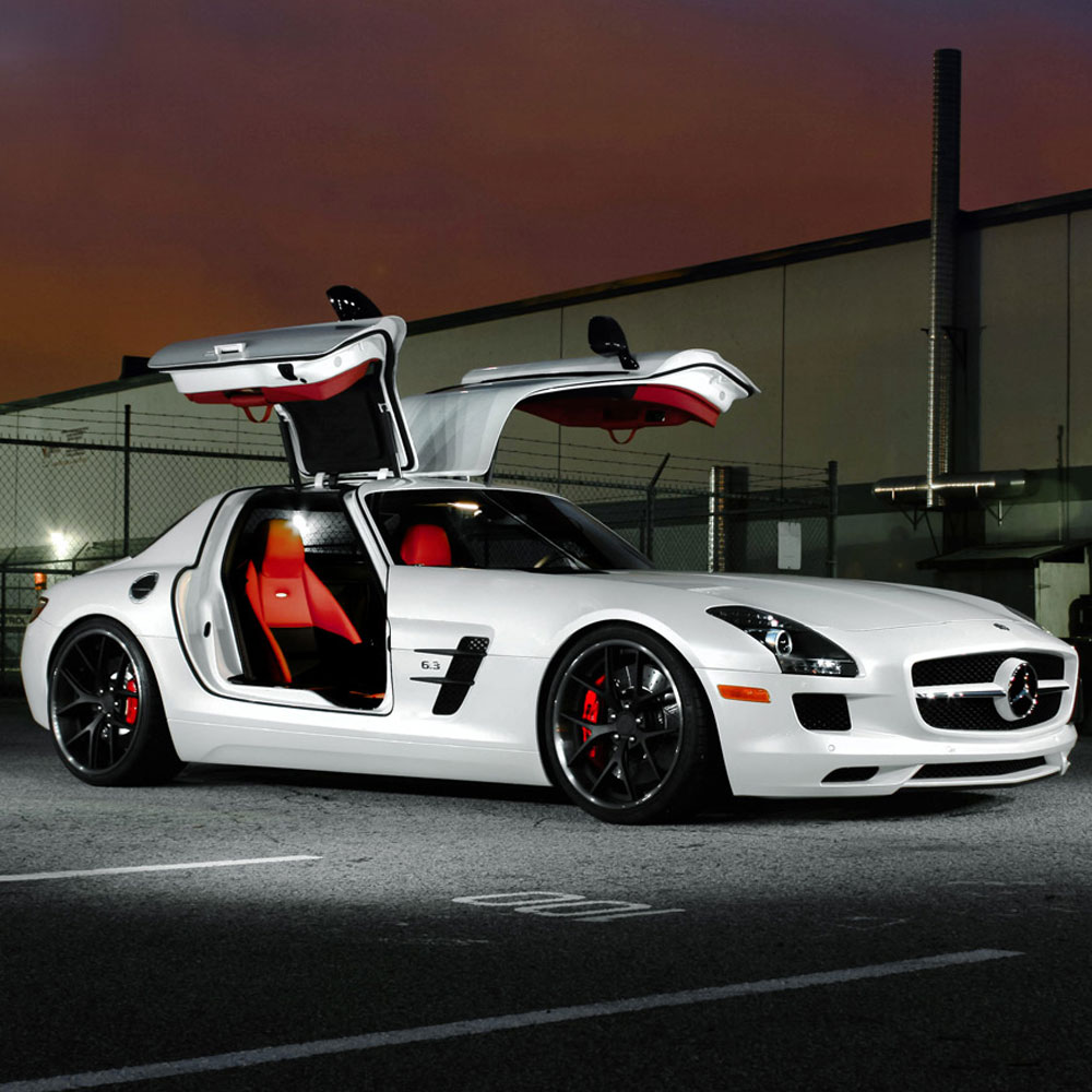 image gallery custom mercedes benz