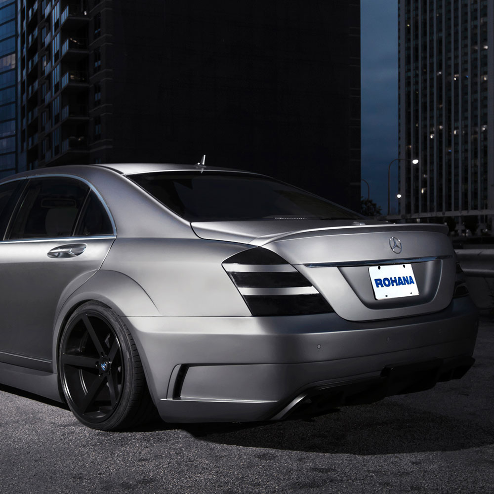 Index of store image data wheels rohana rc22 vehicles for Matte black mercedes benz